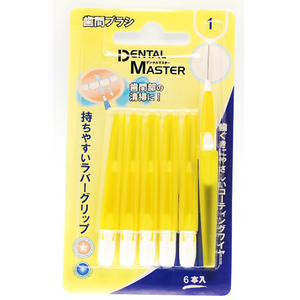 Denter master 2component  Interdental brush i type 6p(1~3번)