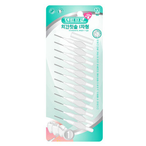 [IB-4]interdental brush 12p